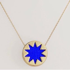 House of Harlow mini starburst necklace